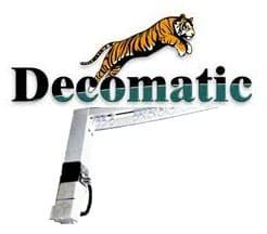 Электрокарниз Decomatic